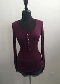 New tna top size M Oakville, T1Y