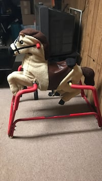Vintage rocking horse great condition Union, 07083