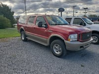 2003 Ford Excursion 4wd 6.0 Turbo Diesel Eddie Bauer Addition Martinsburg