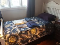 Zodiac Comforter and Sheets for Twin / Single Bed Toronto, M9R 3W8