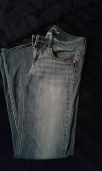 blue-washed denim jeans Sulphur, 70663