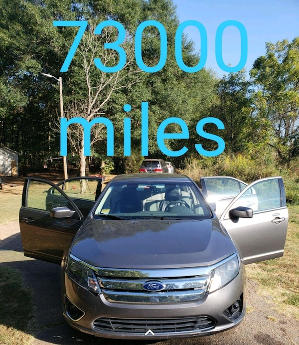 Used 2011 Ford Fusion V6 SEL AWD For Sale In Lincolnton