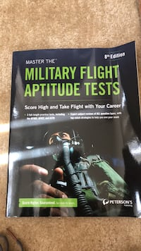 Military Flight Aptitude Tests Arlington, 22202