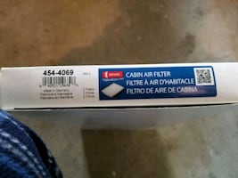 Denso Cabin Air Filter 454-4069