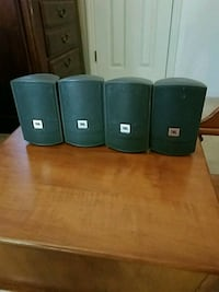 JBL SMS1 SAT SURROUND SOUND SPEAKERS  Palm Bay, 32907