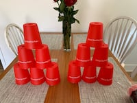 Official stacking cups 2278 mi