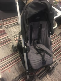 baby's black and gray stroller Whitchurch-Stouffville, L4A 0K1