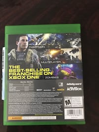 Call of Duty Infinite Warfare Xbox One  Vaughan, L4J 2Z8