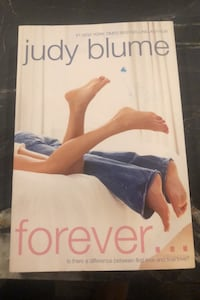 Forever… By Judy Blume Jessup, 20794