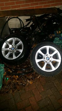 Set of 4 OEM BMW Rims for Sale off an E36  Toronto, M1S 3T3