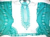 teal and white floral textile Nashville, 37208