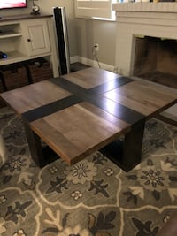 rectangular brown wooden dining table San Diego, 92128