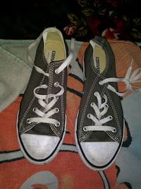 pair of grey Converse All Star size 2 Rohnert Park, 94928