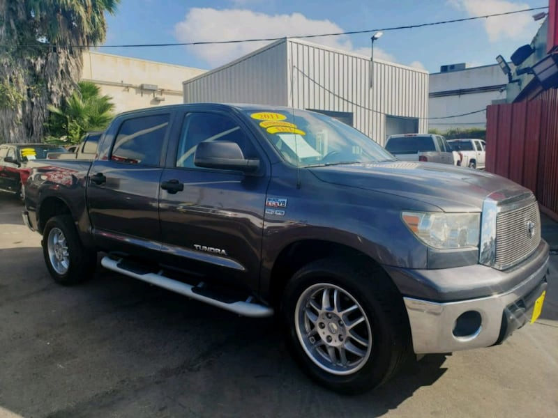2011 Toyota Tundra $2500 Down payment, in house fi 3