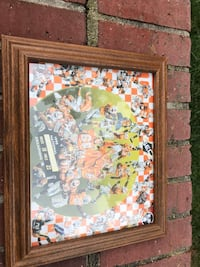 University of Tennessee football 1998 National Championship picture  Cleveland, 37311