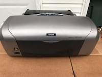 Epson stylus photo r220 w/power supply, usb connection, and used ink Glenn Dale, 20769