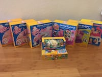 Zhu Zhu Pets Playsets all 8 boxes  Hayward, 94544