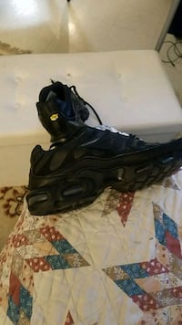 nike tuned air size11s