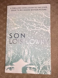 Son by Lois Lowry Irvine, 92620