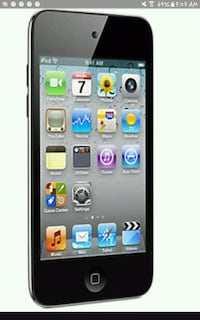 Apple iPod Touch 8GB Special Edition   Edmonton, T5B 4E7