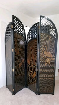 Wood screen for sale
