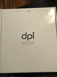 DPL Neck Pain Relief Light Therapy System Orangeville, L9W 3M8