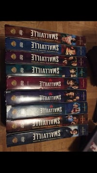 Smallville collection
