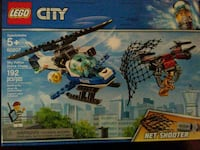 """Lego City """"SKY POLICE DRONE CHASE""""   Muskego, 53150"""