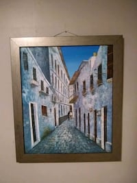 Authentic painting by M Austin must go ASAP to Spencer, 28159