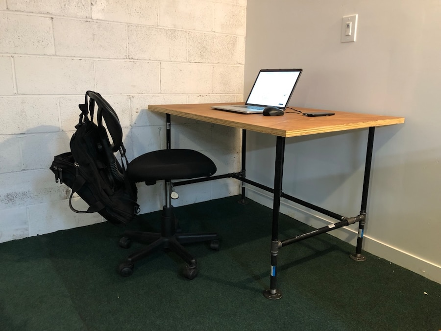 farmer office desk usado en venta en mountain view letgo rh es letgo com