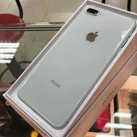 silver iPhone 7 with box Texas