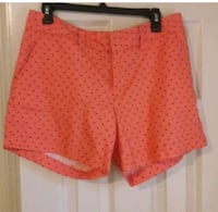Peach polka dot skirt size 10 Washington, 20019