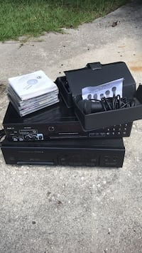 Karaoke Console, Pioneer Stereo with Disk changer and 2 microphones. Richmond Hill, 31324