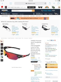 NEW polarized sunglasses with 5 lenses Chattanooga, 37421