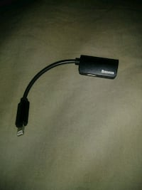 black USB to micro USB cable Moorpark, 93021