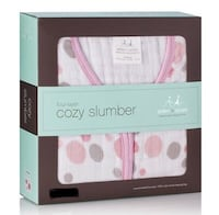 NEW Aden + Anais '4 Layer Cozy Slumber' Sleep Sack Guelph, N1H 3M7