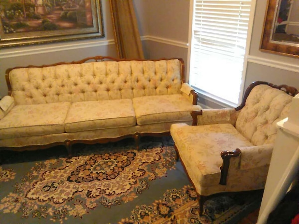 Excellent Used 1950S Broydhill Couch And Chair In Pristine Condit For Machost Co Dining Chair Design Ideas Machostcouk