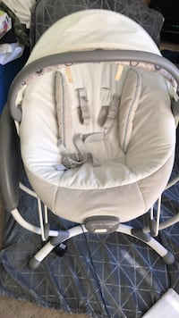 baby glider and bouncer 2 in 1 combo