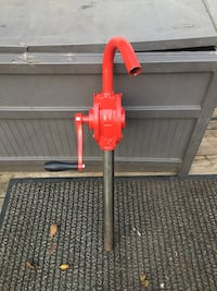 Drum Barrel Hand Pump Hamilton, L0R 1V0