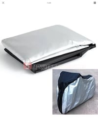 Motorcycle cover gray and black Brampton, L6V 2T9