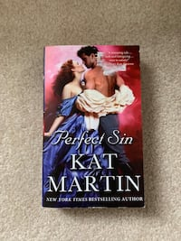 Perfect Sin by Kat Martin