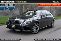 Mercedes-Benz S-Class 2017 Mount Juliet, 37122