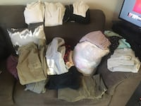 Women's clothing lot Edmonton, T5L 4C9