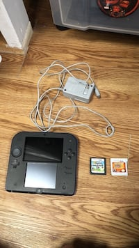 2DS with games Wilmington, 28412