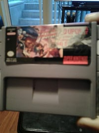 Fighters History SNES Surrey, V3S 5Y2
