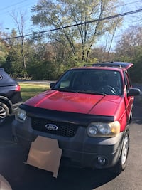 2006 Ford Escape XLT 4WD Silver Spring