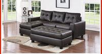 Brand New! Sectional & Ottoman On Sale! New York, 11435