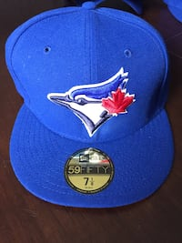 blue Toronto Blue Jays New Era 59 FIFTY cap Mississauga, L4Z