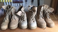 Military / hiking boots San Antonio, 78250
