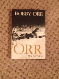 Orr my story with authentic signature  Surrey, V4N 6A3